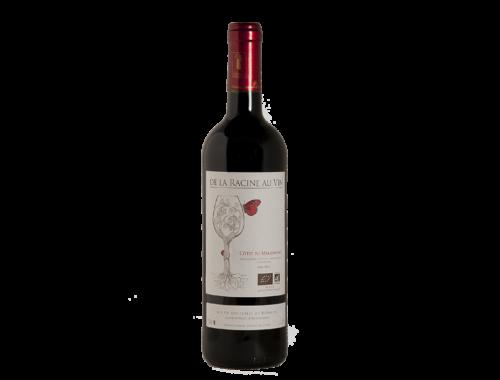 De la racine au vin Vin de Marmande